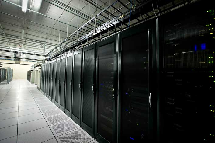 Web Host Data Center