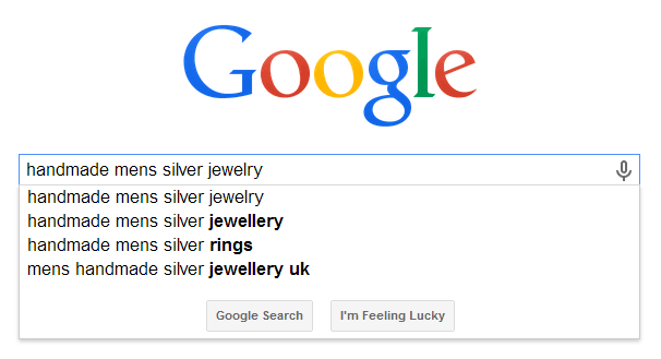 Keywords Google Search Suggest Long Tail