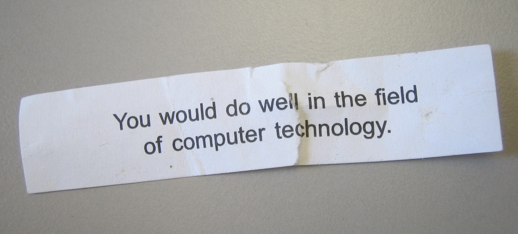 Fortune cookie | web technology services